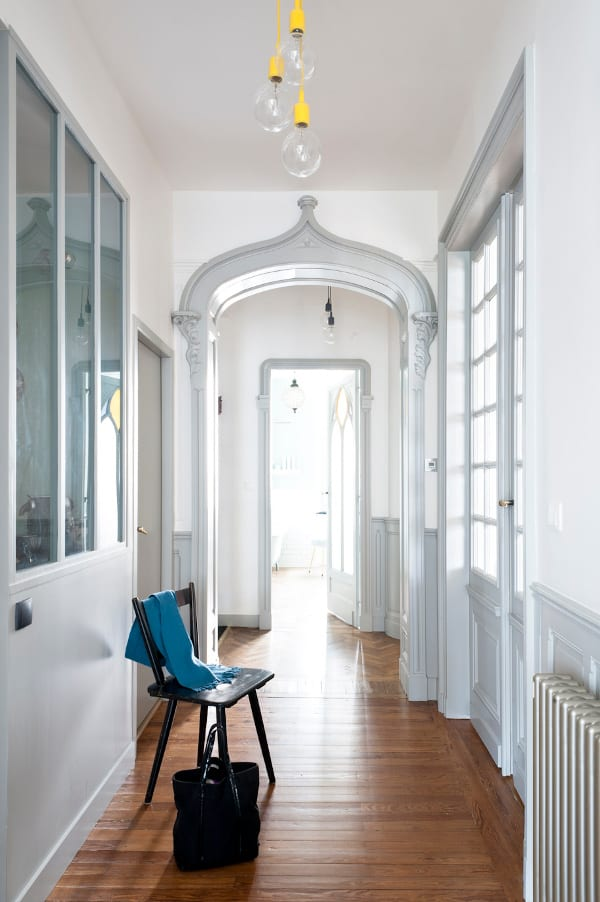 © Julien Fernandez - Bordeaux - France. Appartement a Bordeaux. Architecte d'interieur : Fusion D.