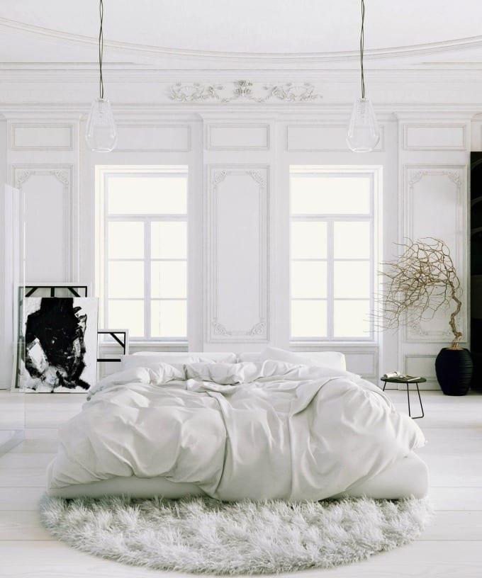 remontti makuuhuone 1